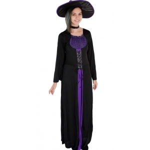 Black Witch - Halloween Women's Costumes