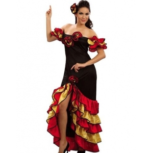 Spanish Senorita - Womens Costumes