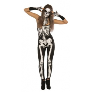 Skeleton - Halloween Women's costumes