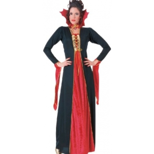 GOTHIC VAMPIRESS - Halloween Women's Costumes