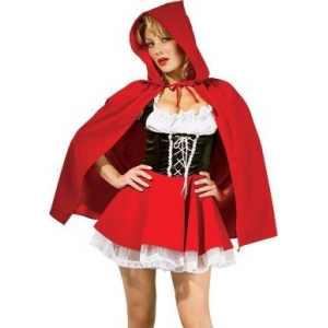 Red Riding Hood - Women Costumes