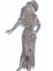 Ghostly Girl - Halloween Woman Costumes