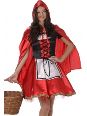 Red Riding Hood - Womens Costumes