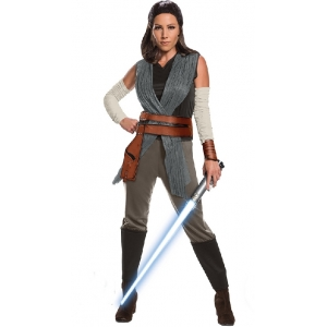 Rey Deluxe - Adult Star Wars Costumes