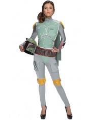 Boba Fett - Adult Star Wars Costumes