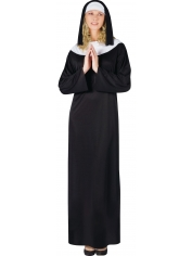 Nun Costume - Women Costumes
