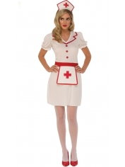 Nurse Girl - Adult Womens Costume
