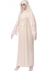 White Nun - Womens Costumes