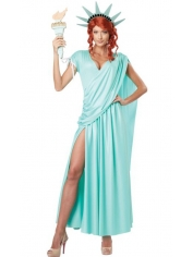 Lady Liberty - Women's Costume