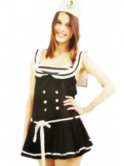 Pretty Sailor Girl - Womens Costume