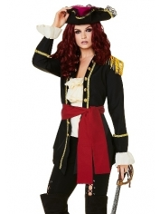 Pirate Lady - Women's Costume