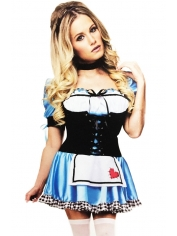 Alice Costume Blue