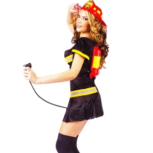 Fire Fighter - Women's Costume