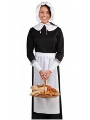 Instant Pilgrim Set - Womens Costumes