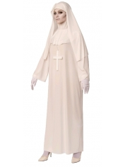 White Nun - Halloween Women Costumes