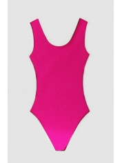 Leotard Pink - 80's Women Costumes