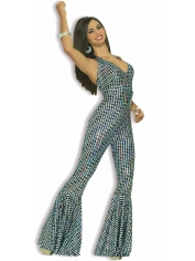 Boogie Dancing Babe - 70's Women Costumes