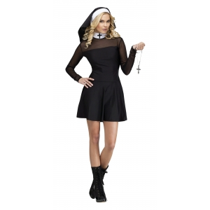 Sexy Sister Nun - Women's Costumes