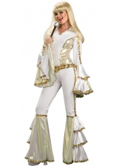 Abba Disco Queen - 70's Women Costumes