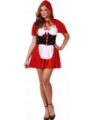 Little Red Riding Hood - Halloween Woman Costumes