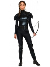 Katniss Rebel Deluxe - The Hunger Games Costumes