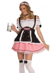 Fraulein Beer Girl - Oktoberfest Costumes
