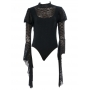 Black Bodysuit - Halloween Women Costumes