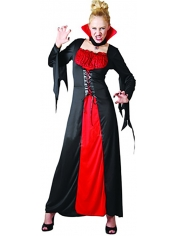 Vampiress - Halloween Women Costumes