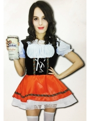 German Beer Girl - Oktoberfest Women Costumes