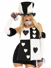Wonderland White Rabbit - Women Costumes