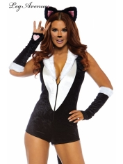Frisky Kitty - Halloween Women Costumes