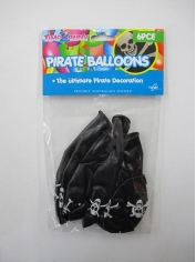 Large Balloons - Pirate
