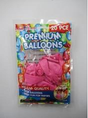 Large Balloons - Pink
