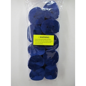 Blue Party Streamer - Partyware