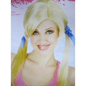 Country Girl Blonde Wigs