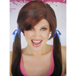 Country Girl Brown Wigs