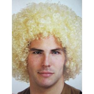 Super Blonde Afro Wigs