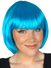 Light Blue Bob Wig