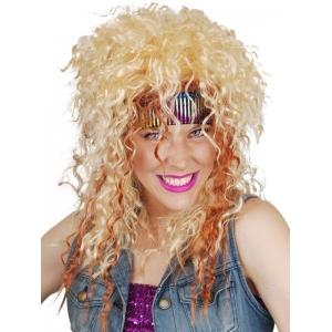 80's Rocker Blonde - Wig