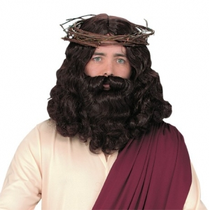 Jesus Wigs with Beard