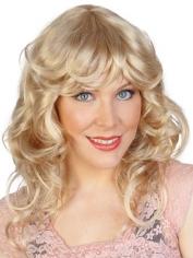 Farrah Blonde Wig