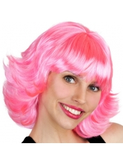 French Pink Wig