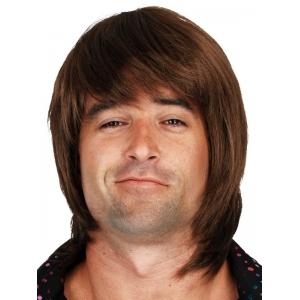 60's Brown Wig