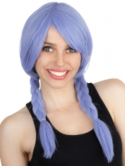Pale Purple Wig