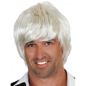Man Blonde Wigs