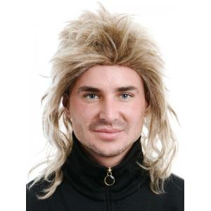 Blonde Mullet Wigs