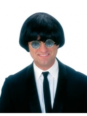 60s Singer Beatles Rock Men Wig