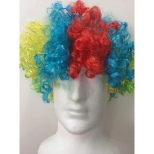 Colored Clown Wig - Costume Wigs