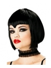 Black Vampiress - Costume Wigs