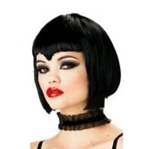 Black Vampiress - Costume Wigs